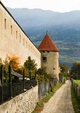 Medieval footpath