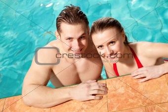 Fresh couple