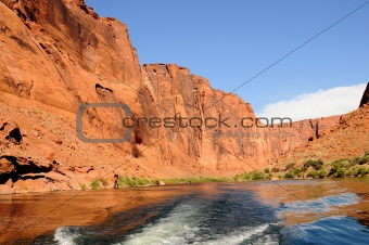 Colorado River Glen Canyon