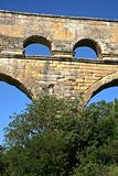 Pont du Gard - ancient Roman bridge
