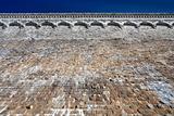 wall of dam