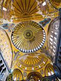 cupola on Hagia Sophia, Istanbul