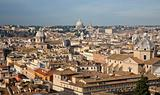 Roofs on Rome