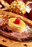 Crème brûlée for Christmas