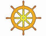 golden sea  wheel