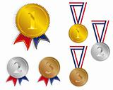 Award Medals / Ribbons