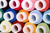 Multicoloured threads