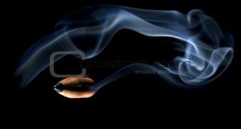 Reversing bullet