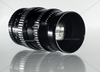 analogue zoom lens