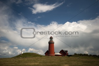 Lighthouse from Denmark