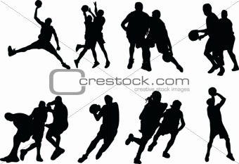 basketballs collection