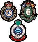 fashion sport emblem shield