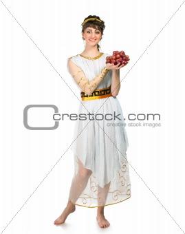 Greek girl