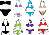 bikini bathers collection