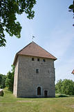 Defensive tower