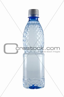 Small bottle of water