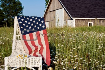 American country flag