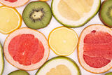 fruits colorfully background
