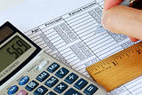 Calculate the capital gain with the calculator