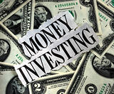 Money Investing with a lot of $2 dollar bills