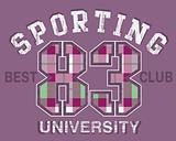 Sporting university design