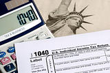 Calculate the tax in the income tax return