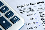 Check the bank statement and balance the accountthe business credit inquiry from the bank