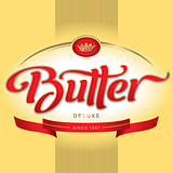 butter packaging design (vector)