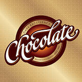 chocolate packaging design (vector)