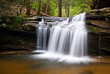 Table Rock State Park SC Waterfalls Carrick Creek Nature Landscape