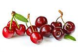 Sweet cherry.