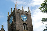 Haworth Church Clocktower