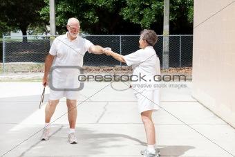 Senior Sportsmanship - Racquetball