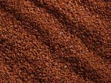 processed coffee granules