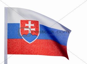 Slovakian flag