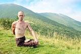 occupied yogi