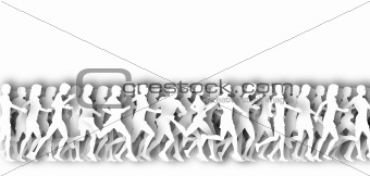 Mass runners cutout