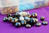Black Beads