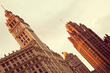 Wrigley Building and Tribune Building