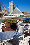 Lakefront restaurant in Milwaukee
