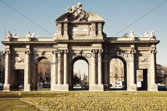 Alcala Arch