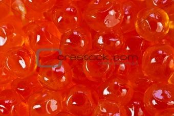 red caviar salmon roe