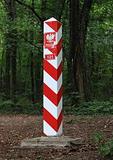 Border of Poland