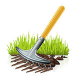 garden rake