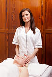 Massage Therapist Portrait