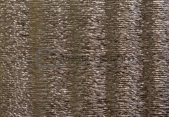 Aluminium corrugated foil