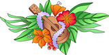 Ukulele and Lei