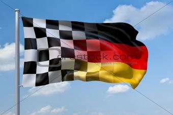flag germany formula1