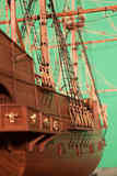 Model ship - travel sailboat sea ocean sport navigation boating