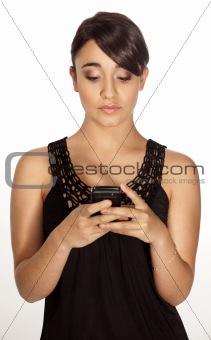 Sending a text